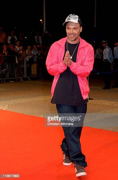 """David LaChapelle during 31st American Film Festival of Deauville - """"RIZE"""" Premiere - Arrivals in Deauville, France."""