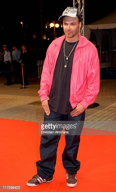 David LaChapelle during 31st American Film Festival of Deauville - RIZE Premiere - Arrivals in Deauville, France.