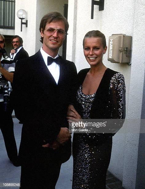 David Ladd and Cheryl Ladd during 31st Annual Primetime Emmy Awards at Pasadena Civic Auditorium in Pasadena California United States