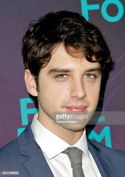 David Lambert attends the Disney/ABC 2016 Winter TCA Tour at Langham Hotel on January 9 2016 in Pasadena California