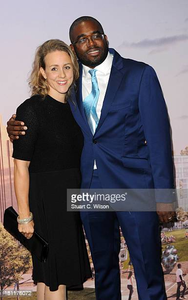 David Lammy attends as the Evening Standard host a party for The 1000 London's Most Influential People at Battersea Power station on September 19...
