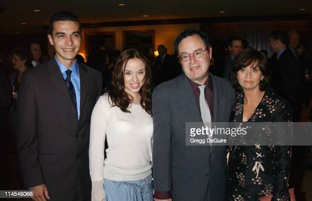 David Lander wife Kathy daughter Natalie friend Joe