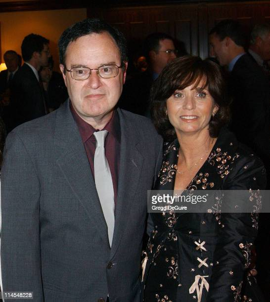 David Lander wife Kathy during 29th Annual Dinner Of Champions Honoring Bob and Harvey Weinstein at Century Plaza Hotel in Los Angeles California...