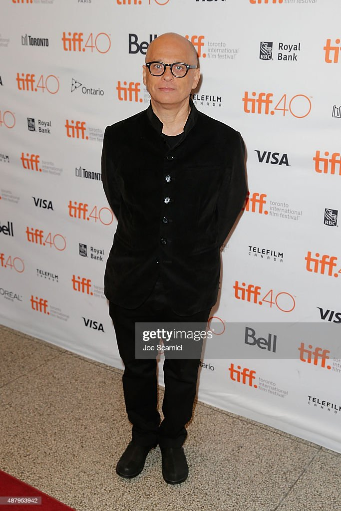 David Lang attends 2015 Toronto International Film Festival - 'Youth' Premiere at The Elgin on September 12, 2015 in Toronto, Canada.