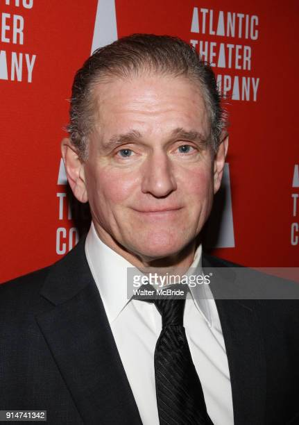 David Lansbury attends the 'Hangmen' Opening Night After Party at the The Gallery at the Dream Downtown on February 5 2018 in New York City