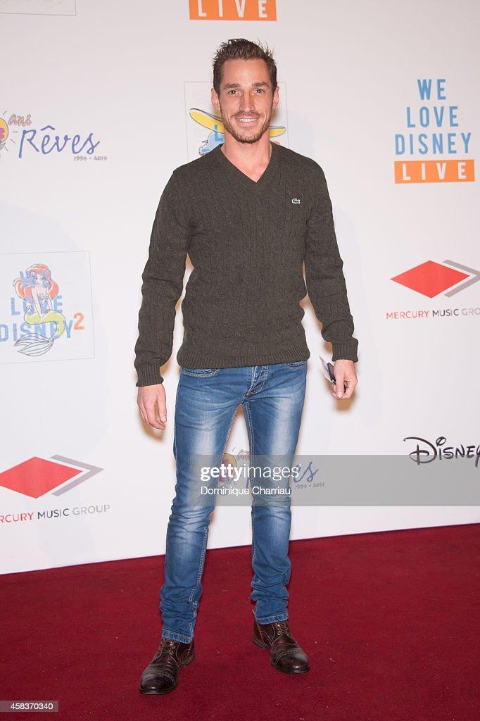 David Lantin Attends U0027WE Love Disneyu0027 Premiere To Benefit U0027Reves  Associationu0027 At Photo