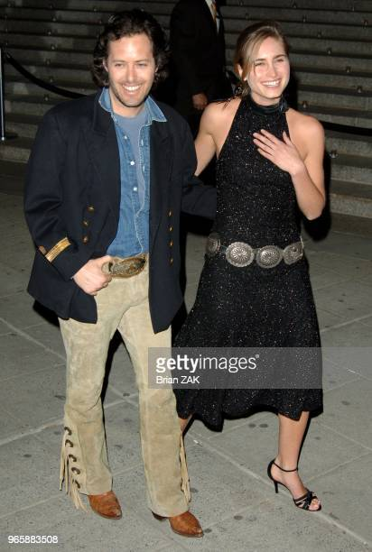 David Lauren and Lauren Bush arrive to the 5th Annual Tribeca Film Festival Vanity Fair Party held at The State Supreme Courthouse New York City...