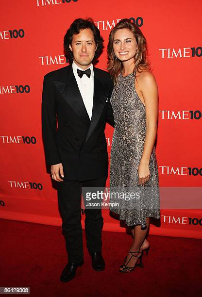 David Lauren And Lauren Bush Attend Times 100 Most Influential People In The World Gala At