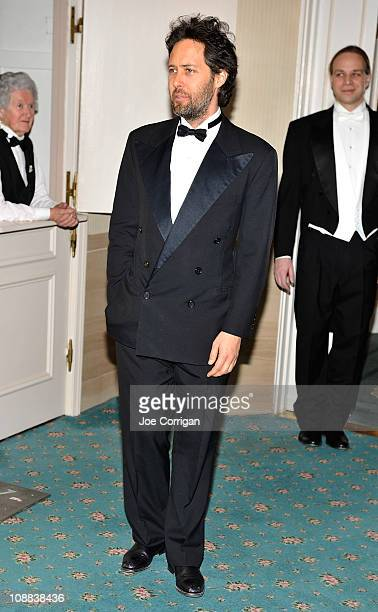David Lauren attends the 56th annual Viennese Opera Ball at The Waldorf=Astoria on February 4 2011 in New York City