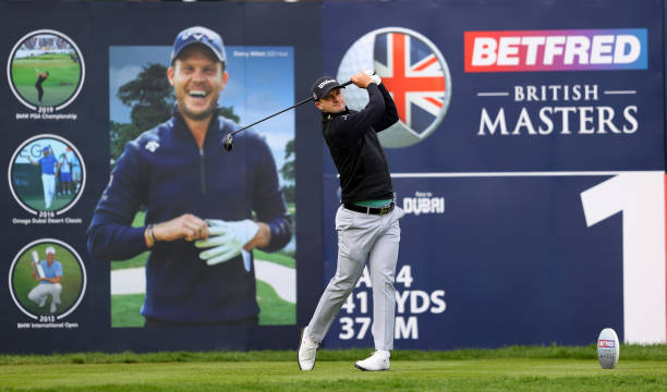 GBR: Betfred British Masters hosted by Danny Willett - Day Two
