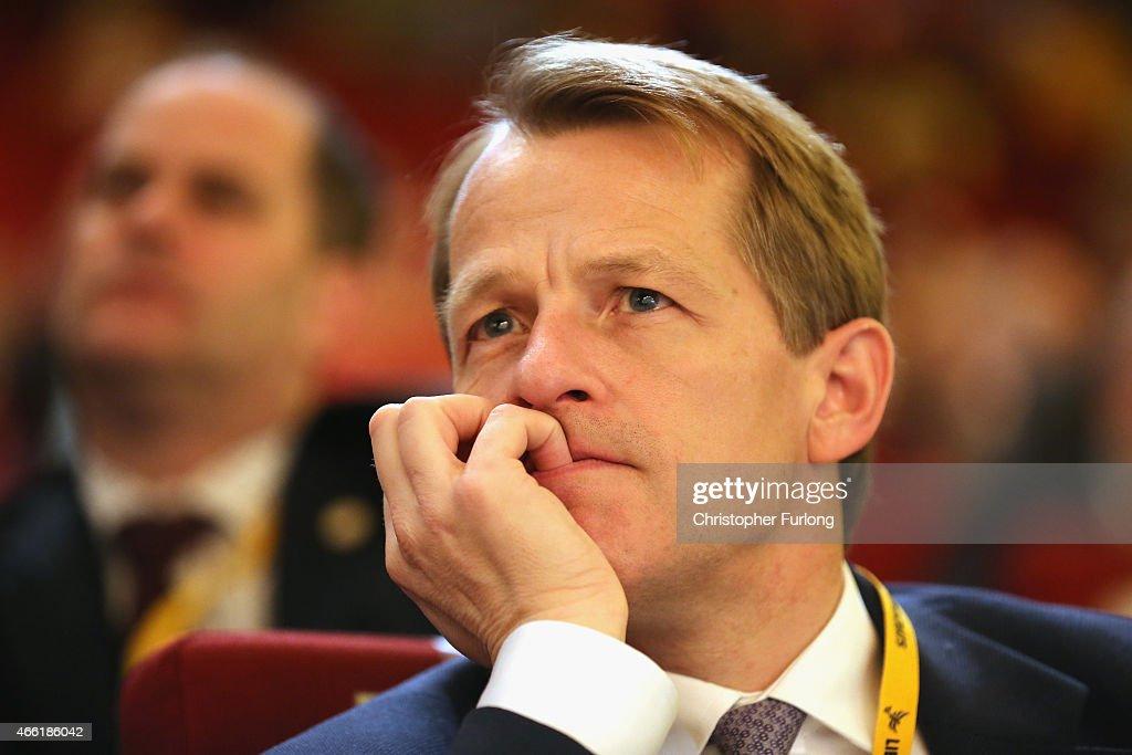Liberal Democrat Spring Conference : News Photo