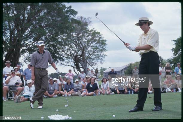 David Leadbetter 2000 Doral-Ryder Open Photo by Stan Badz/PGA TOUR Archive via Getty Images