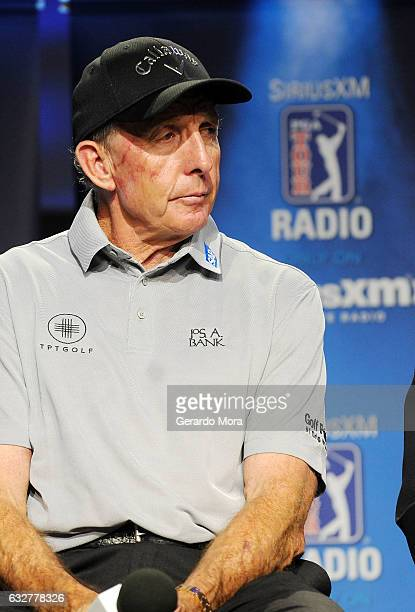 David Leadbetter on SiriusXM PGA TOUR Radio's Teacher's Town Hall at The PGA Merchandise Show In Orlando Florida on January 26 2017 in Orlando City