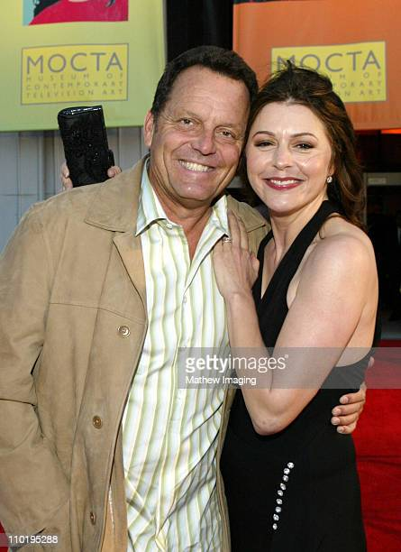 David Lee, creator and executive producer and Jane Leeves
