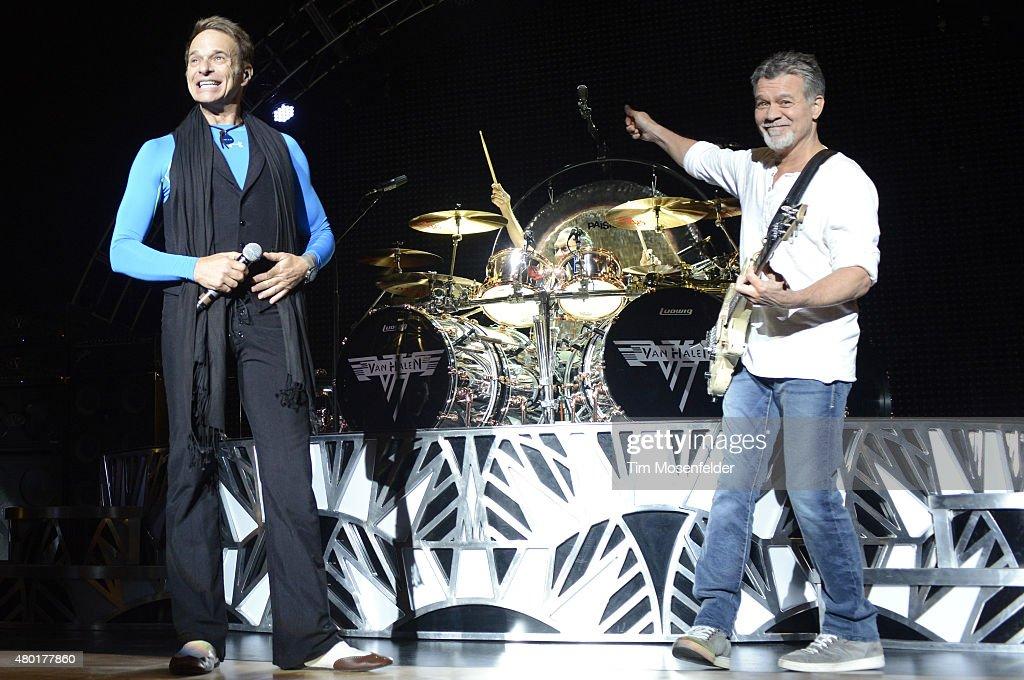 Van Halen In Concert