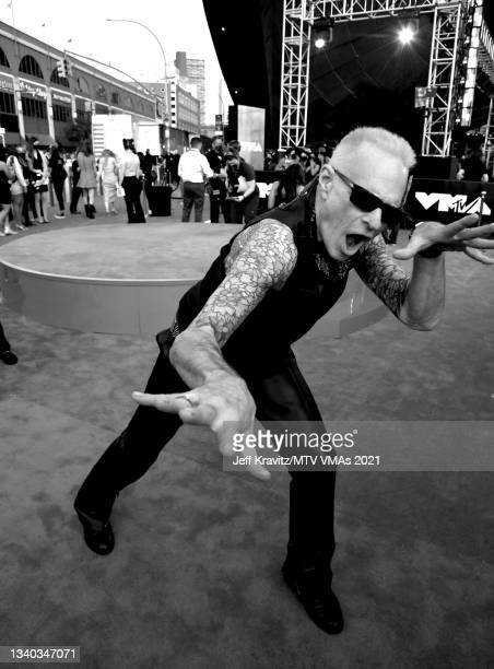 David Lee Roth attends the 2021 MTV Video Music Awards at Barclays Center on September 12, 2021 in the Brooklyn borough of New York City.