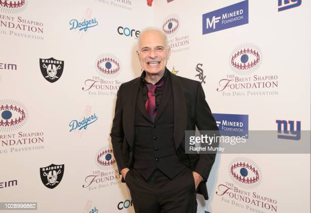David Lee Roth backstage at The Brent Shapiro Foundation Summer Spectacular at The Beverly Hilton Hotel on September 7 2018 in Beverly Hills...