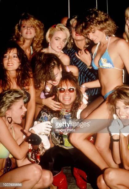 David Lee Roth circa 1985 in New York City