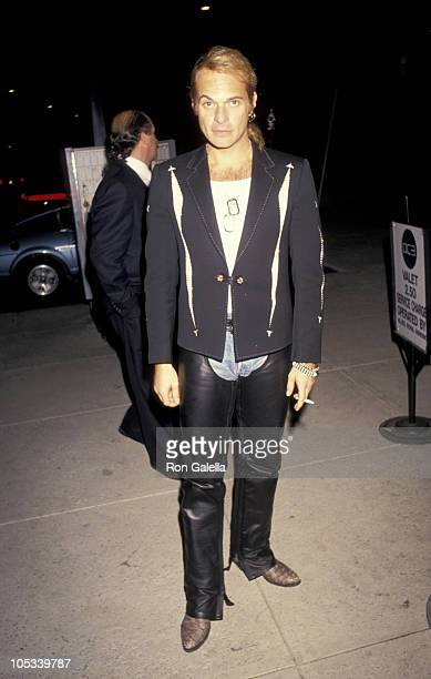 David Lee Roth during 8th Annual Radio/Music Conference at Museum of Flying in Santa Monica California United States