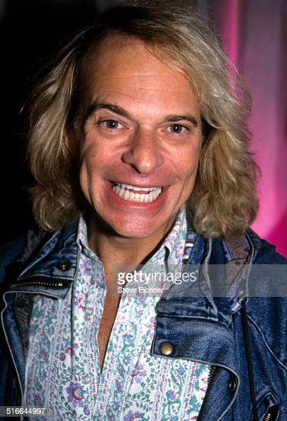 David Lee Roth Of Van Halen At Sean Puffy Combs Birthday