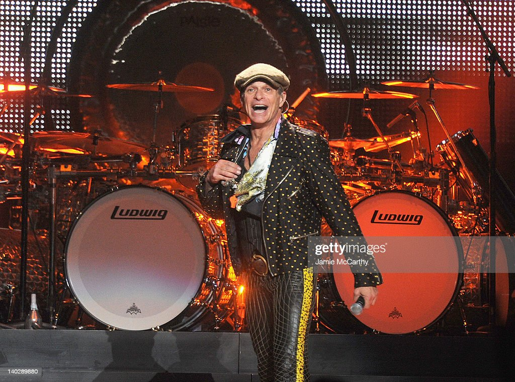 Van Halen With Kool & The Gang In Concert : News Photo