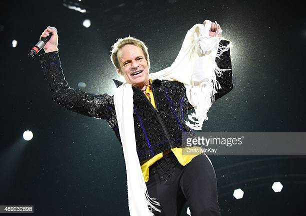 David Lee Roth of Van Halen performs at Music Midtown at Piedmont Park on September 19 2015 in Atlanta Georgia