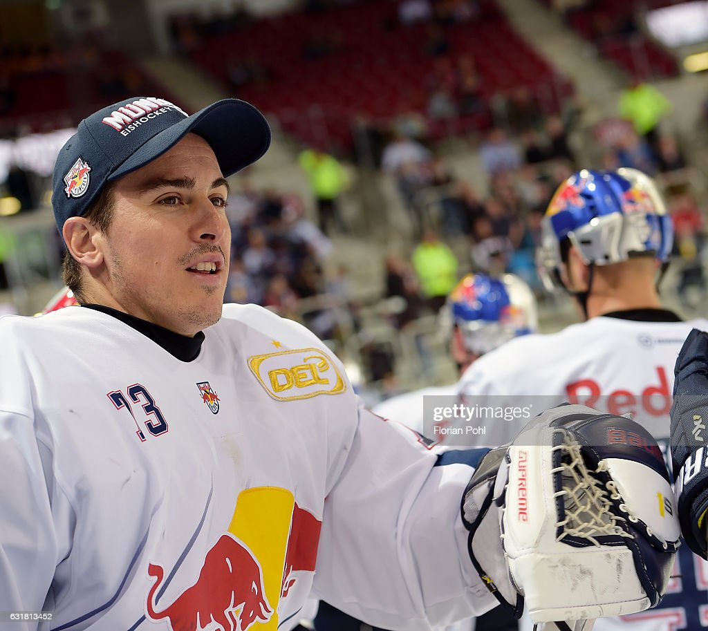 EHC Red Bull Muenchen - action shot : News Photo