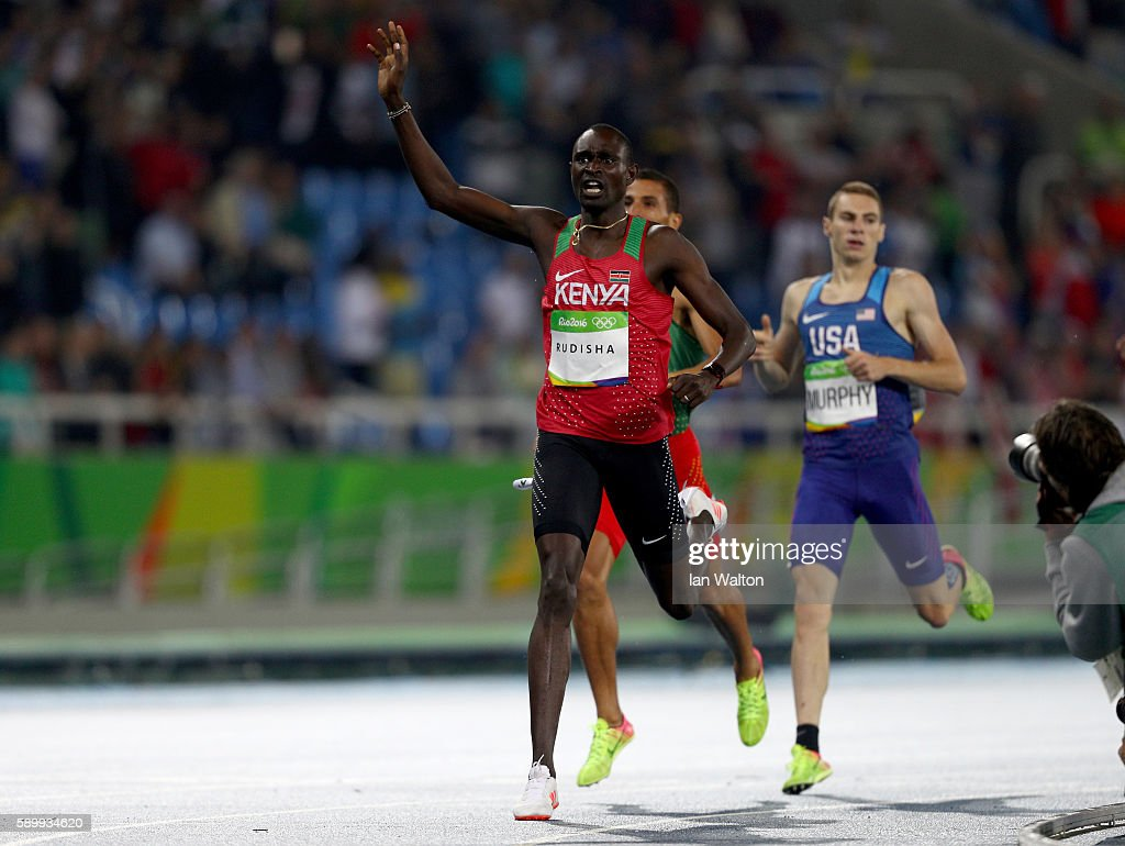 Athletics - Olympics: Day 10 : News Photo
