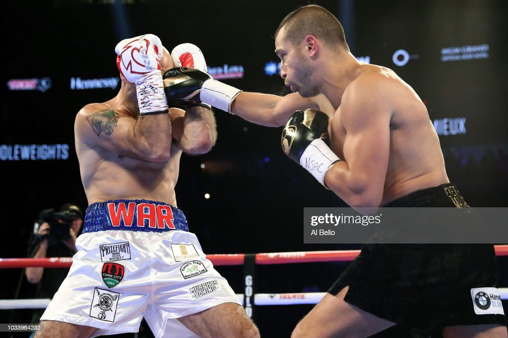 David Lemieux v Gary O'Sullivan : News Photo
