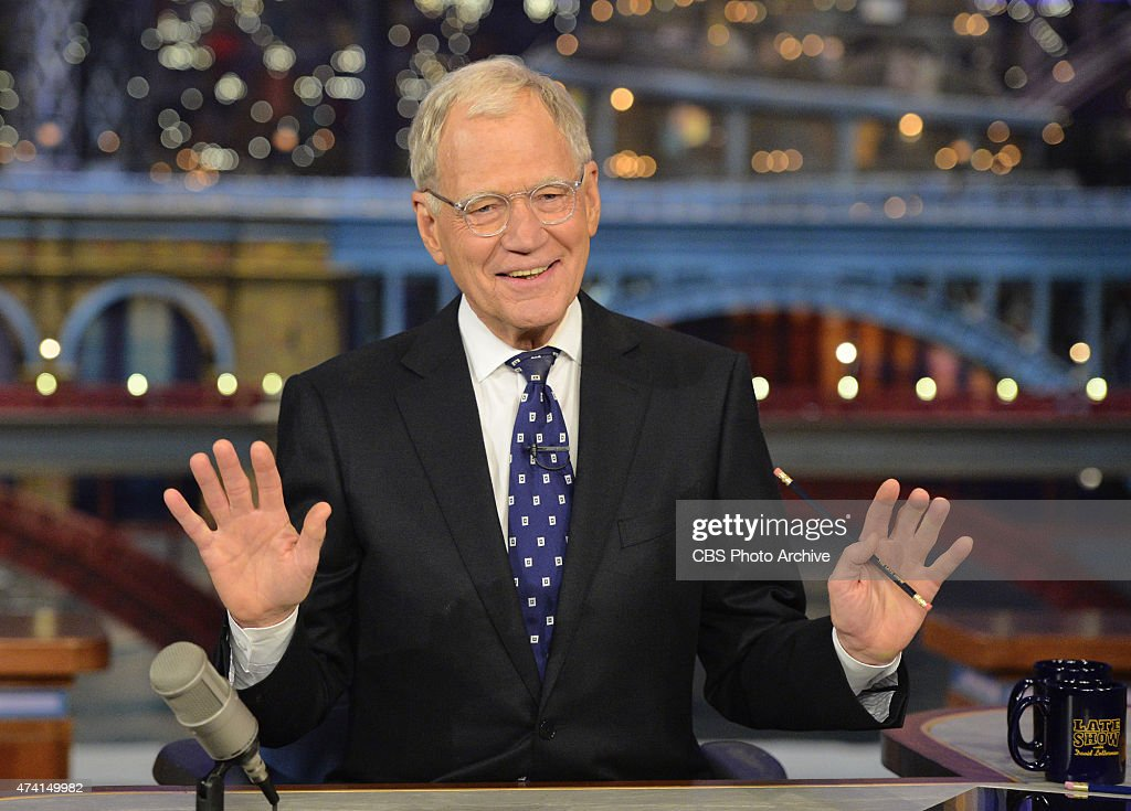 In Focus: Letterman Hosts Last Late Show