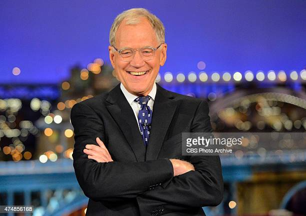 David Letterman hosts his final broadcast of the Late Show with David Letterman, Wednesday May 20, 2015 on the CBS Television Network. After 33 years...