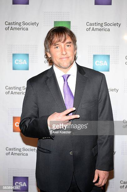 David Linklater arrives to The Casting Society of America's 30th Annual Artios Awards Banquet at the Beverly Hilton Hotel Thursday evening
