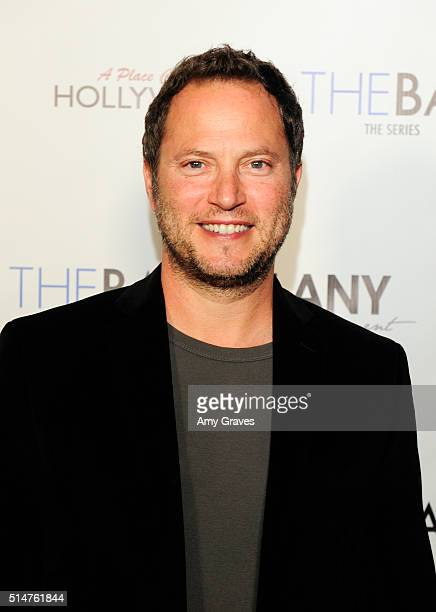 David Lipper attends the 5th Annual LANY Entertainment Mixer at St Felix on March 10 2016 in Hollywood California