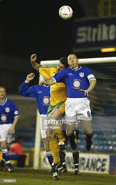 David Livermore of Millwall in action during the Nationwide Division One match between Millwall and Norwich City on March 18 2003 played at The New...