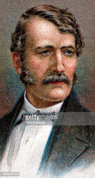 David Livingstone 19th century Scottish missionary and African explorer c1915 Livingstone was the first European to discover the Victoria Falls on...