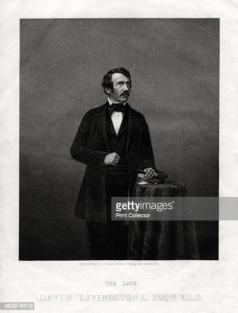 David Livingstone Scottish missionary and African explorer 1880 Livingstone was the first European to discover the Victoria Falls on the Zambezi...