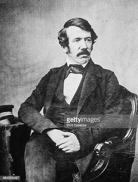 David Livingstone Scottish missionary and explorer 19th century Livingstone was the first European to discover the Victoria Falls on the Zambezi...