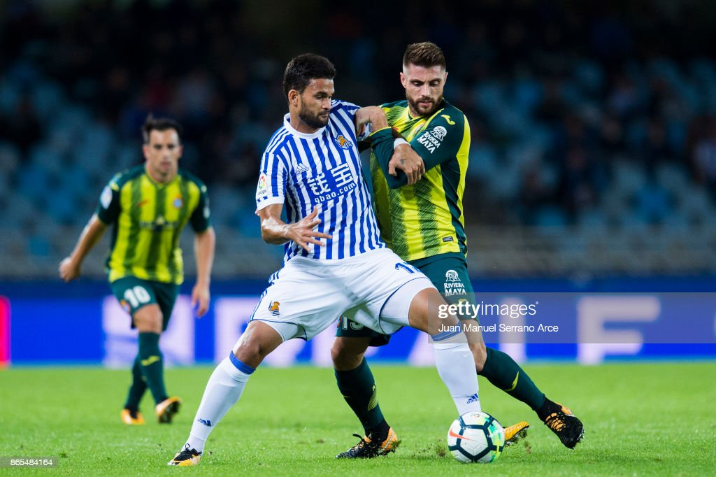 Real Sociedad v Espanyol - La Liga : News Photo