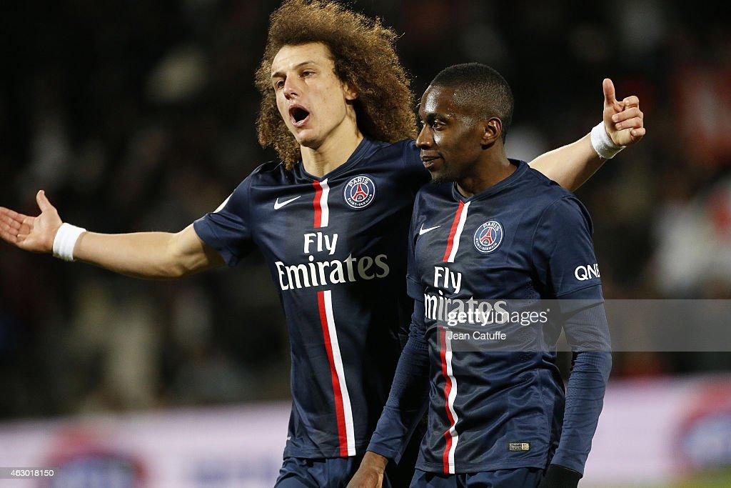 Olympique Lyonnais v Paris Saint-Germain FC - Ligue 1 : News Photo