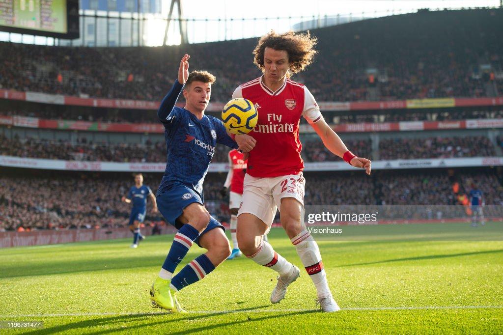 Arsenal FC v Chelsea FC - Premier League : Nieuwsfoto's