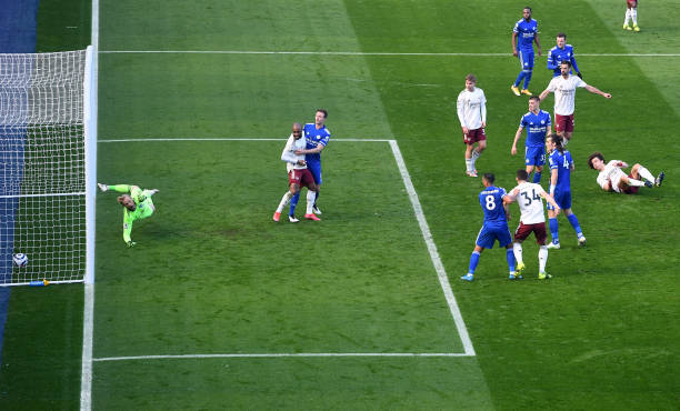 GBR: Leicester City v Arsenal - Premier League