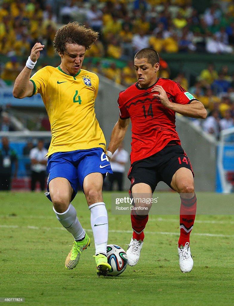 Brazil v Mexico: Group A - 2014 FIFA World Cup Brazil : News Photo