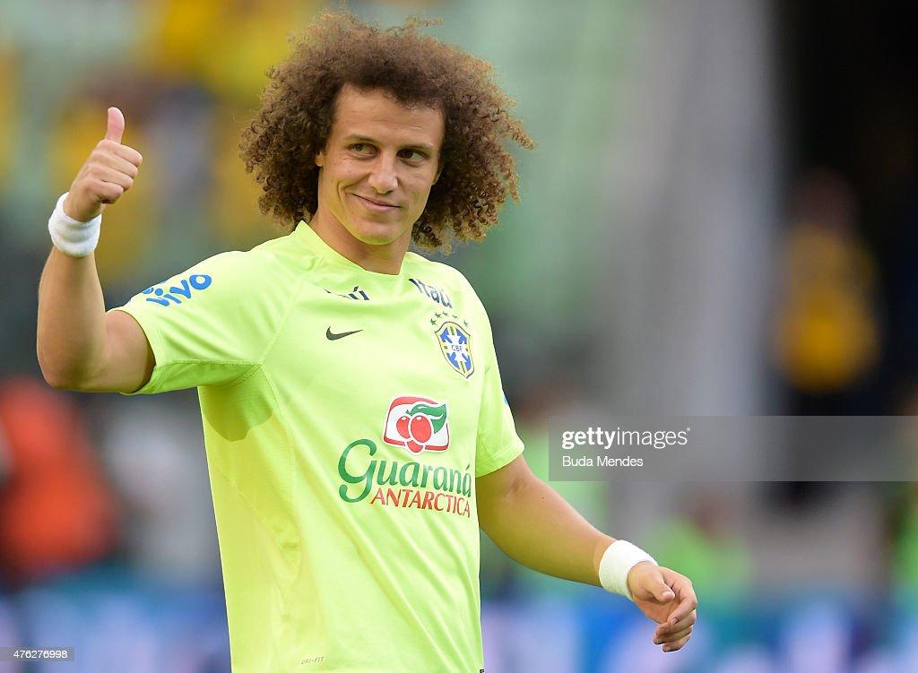 Brazil v Mexico - International Friendly : News Photo