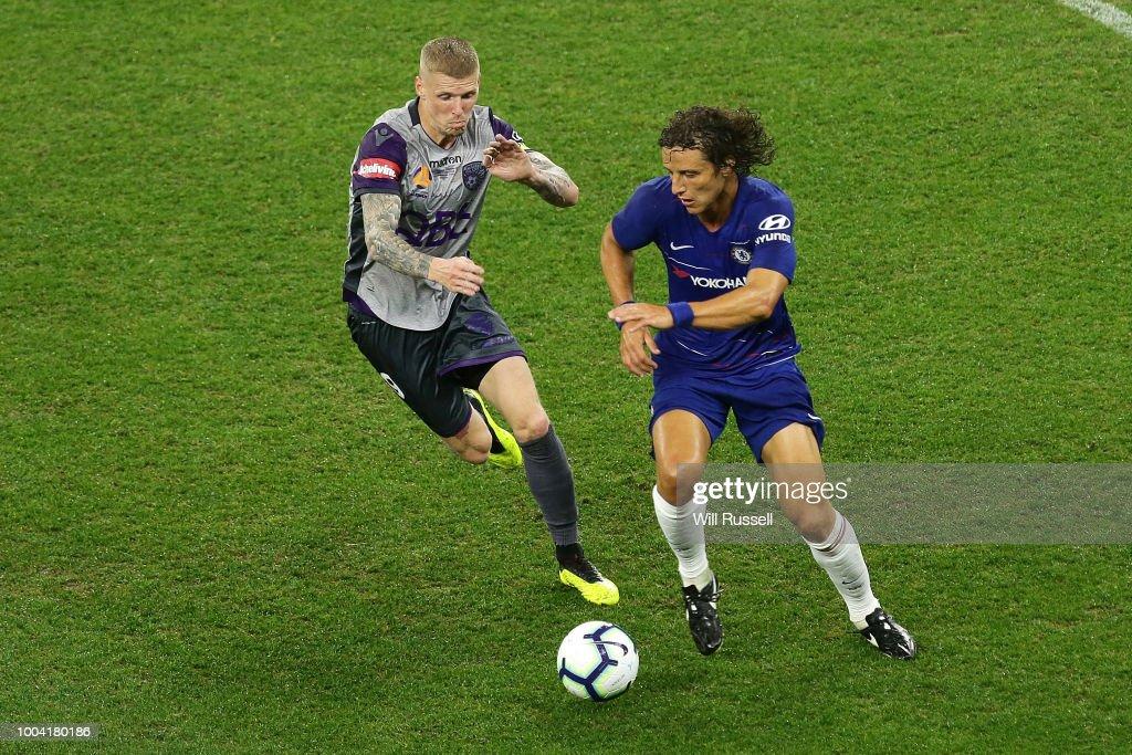 Chelsea FC v Perth Glory : News Photo