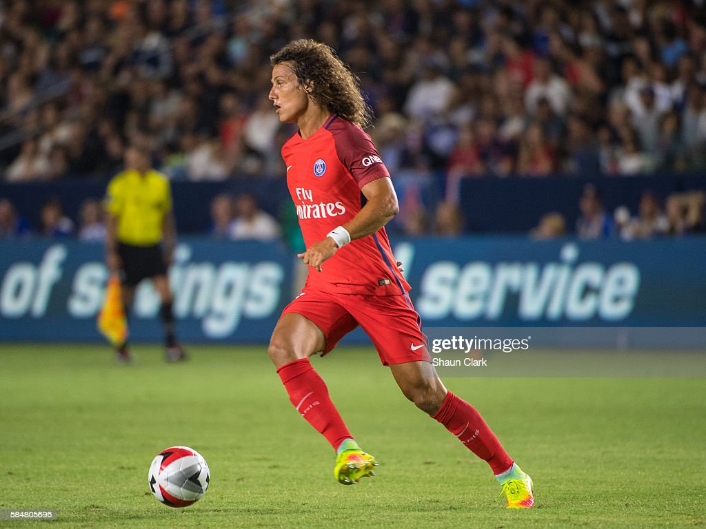 International Champions Cup 2016 - Paris Saint-Germain v. Leicester City : News Photo