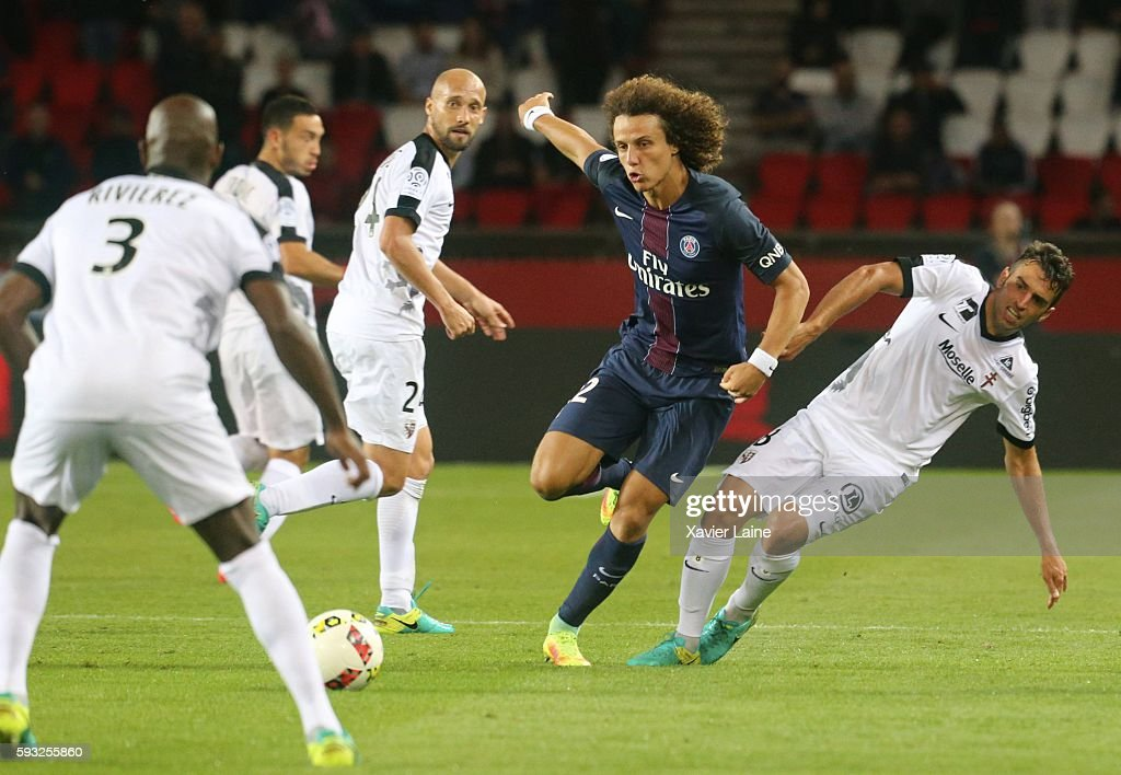 Paris Saint-Germain v FC Metz - Ligue 1 : News Photo