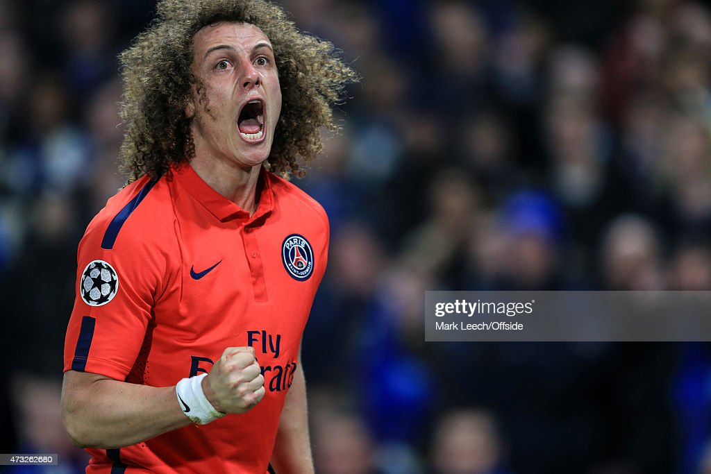 Chelsea v Paris Saint-Germain  - UEFA Champions League : News Photo