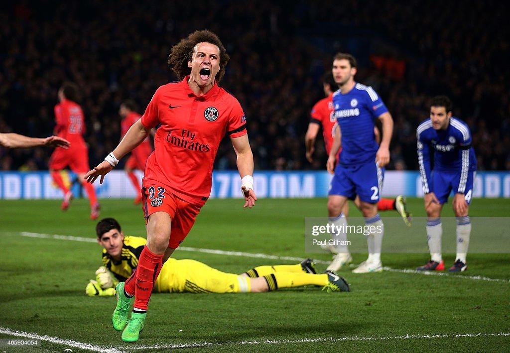 Chelsea v Paris Saint-Germain - UEFA Champions League Round of 16 : News Photo