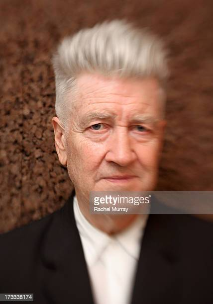 David Lynch attends Flaunt Magazine and David Lynch celebrate the Shared Releases Of Context Issue and The Big Dream at an event powered by Dell at...