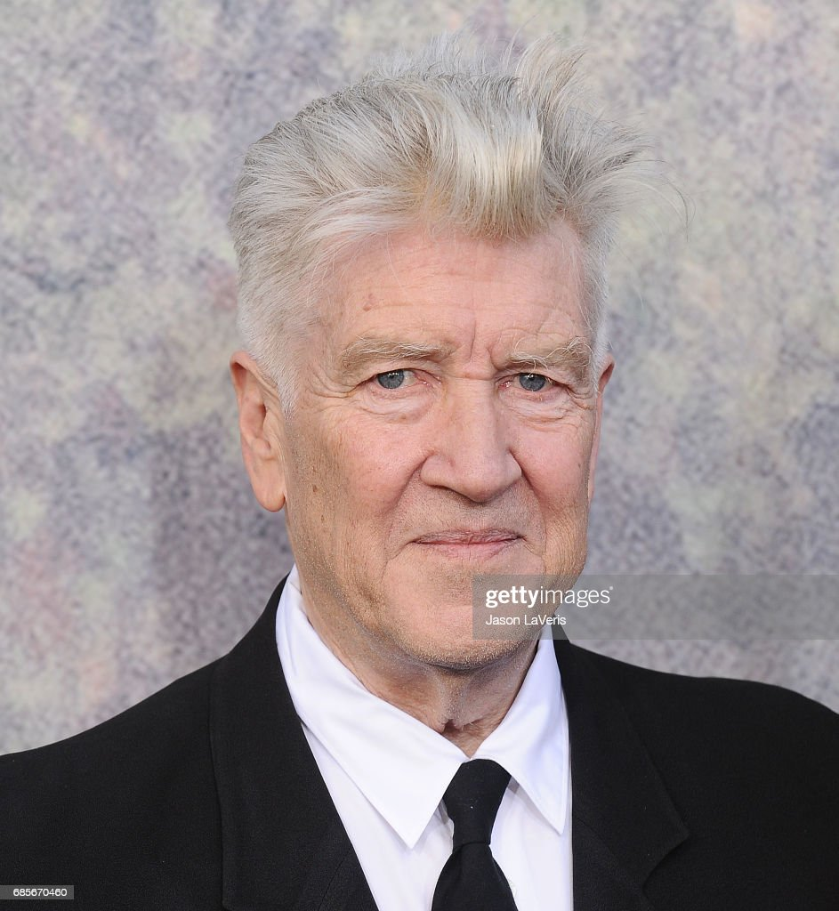 David Lynch attends the premiere of 'Twin Peaks' at Ace Hotel on May 19, 2017 in Los Angeles, California.